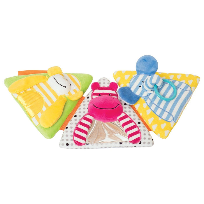 Manhattan Toy Playtime Pyramid Baby Activity and Tummy Time Toy