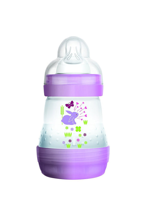 MAM Newborn Feeding Set Girl (Purple)