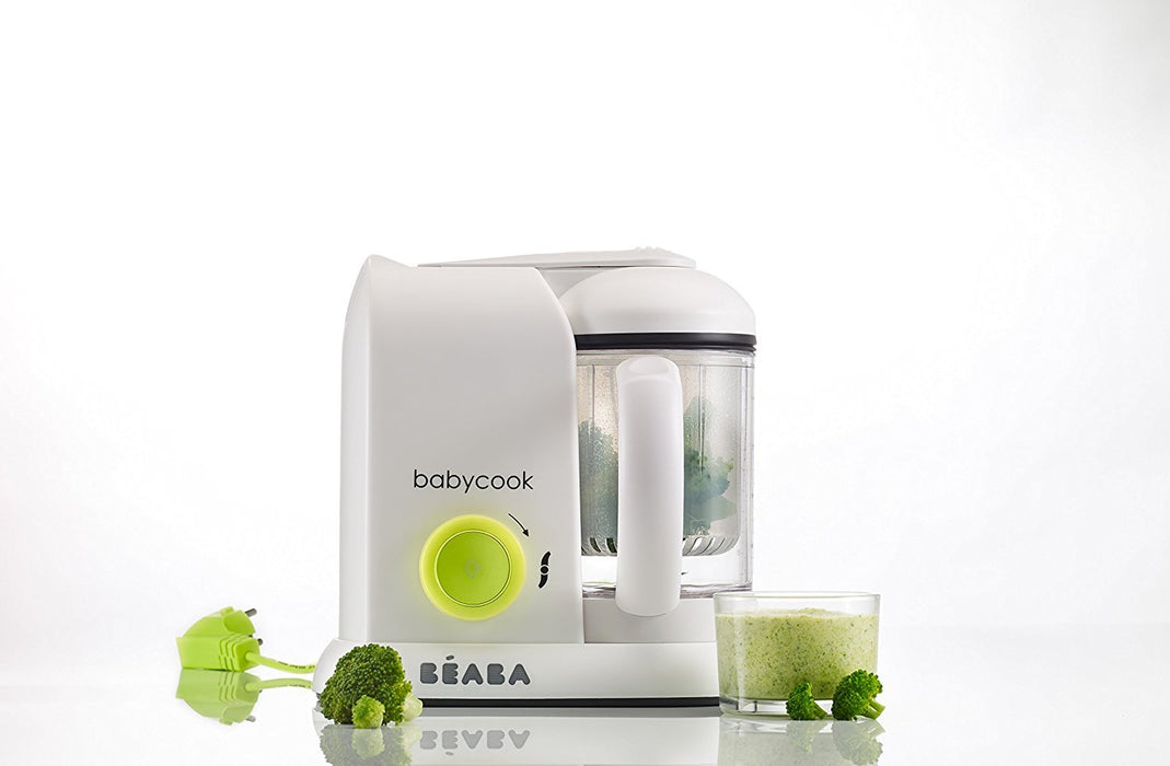 BEABA Babycook Food Processor (Neon)