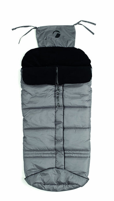 Jane Basic Footmuff (Granit)