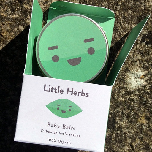 Little Herbs Baby Balm for nappy rash