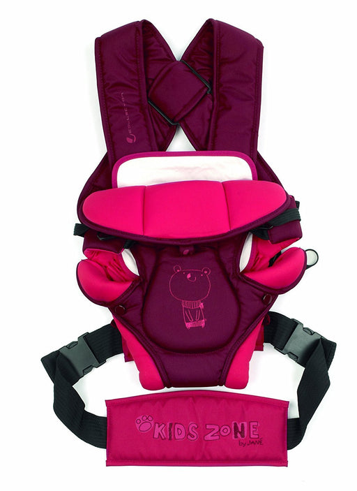 Jane Travel Baby Carrier (Red)