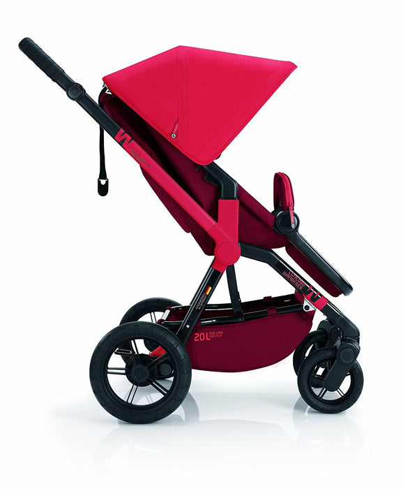 Concord Wanderer Buggy (Red)