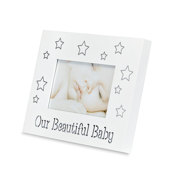 babuqee Led Baby Photo Frame (Our Beautiful Baby)