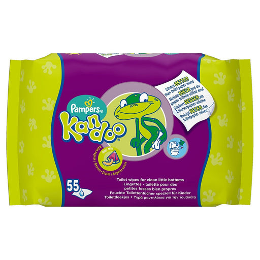 Kandoo Melon Refill Nappy - Pack 0f 12, Total 660 Wipes