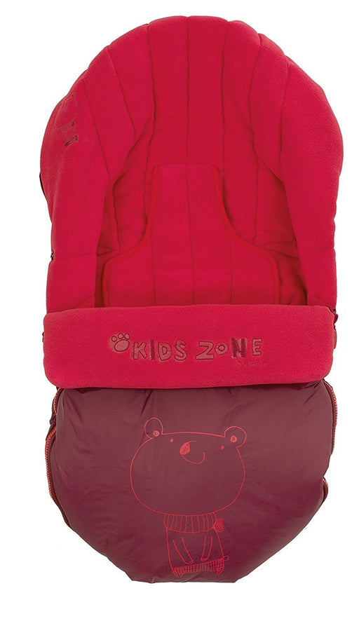 Jane Moom Go Footmuff (Red)