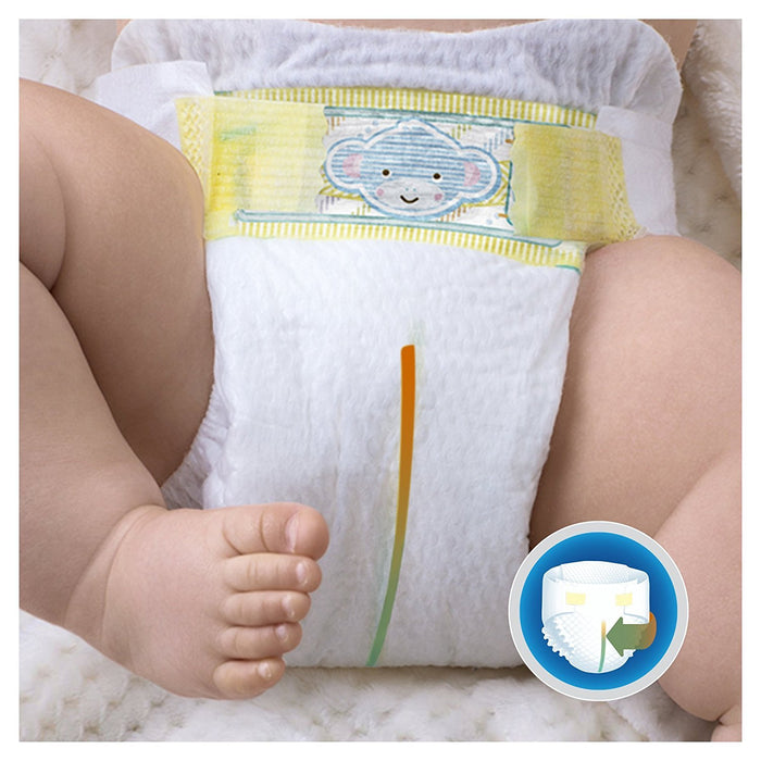 Dodot Sensitive - Nappies Talla 3 - 148 pañales (2 x 74 pañales)