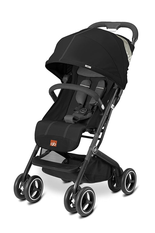 GB Qbit Strollers (Monument Black)