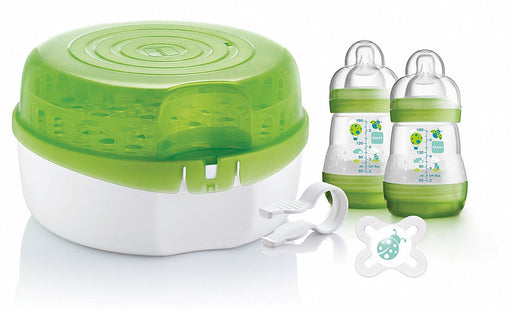 MAM Microwave Steam & Cold Water Steriliser