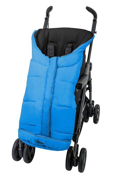 Altabebe Winter Active Line Footmuff for Strollers, 12 to 36 Months, Turquoise/Black