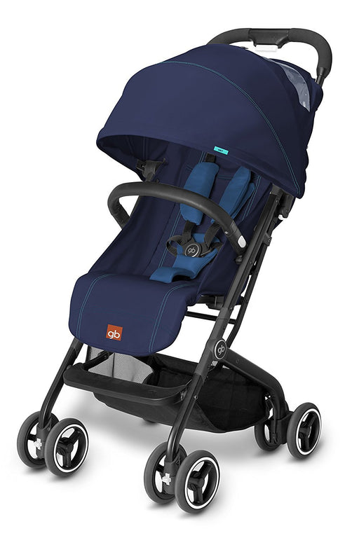 GB Qbit Strollers (Seaport Blue)