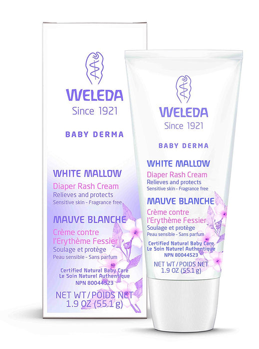 Weleda Baby Derma White Mallow Nappy Cream 50 ml