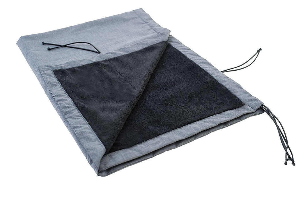 Altabebe Wind cover/Blanket for Strollers, Dark Grey