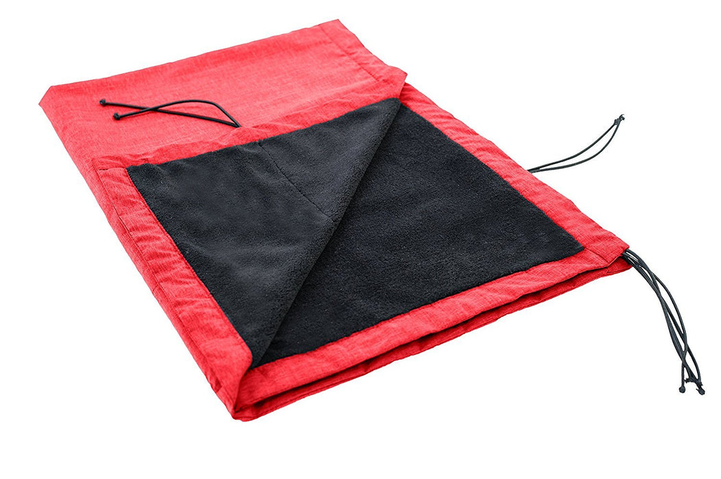 Altabebe Wind cover/Blanket for Strollers, Red