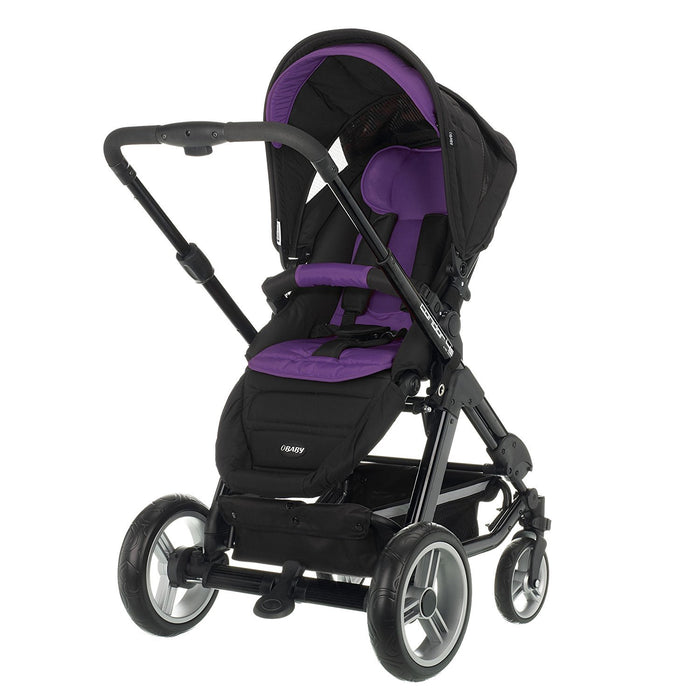 Obaby Zynergi Condor 4S Silver Chassis with Seat Unit (Purple)
