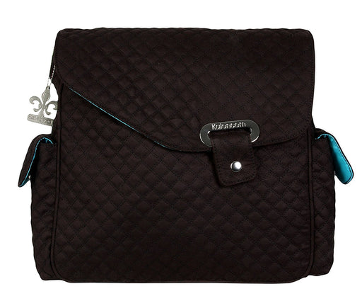 Kalencom Ozz Quilted Changing Bag  (Manhattan Black)