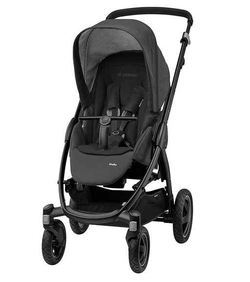 Maxi-Cosi Stella Pushchair (Black Raven)