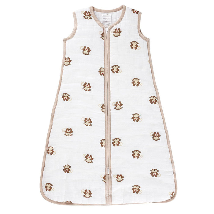 aden by aden + anais 2.5 TOG winter sleeping bag - safari friends (0-6 months)