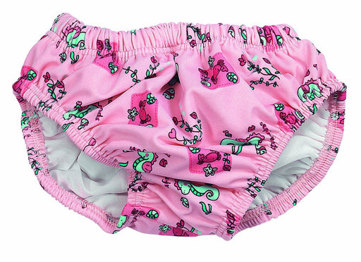 Fashy Girl's Nappy Pants with String - Designs Assortet, Large(86/92)