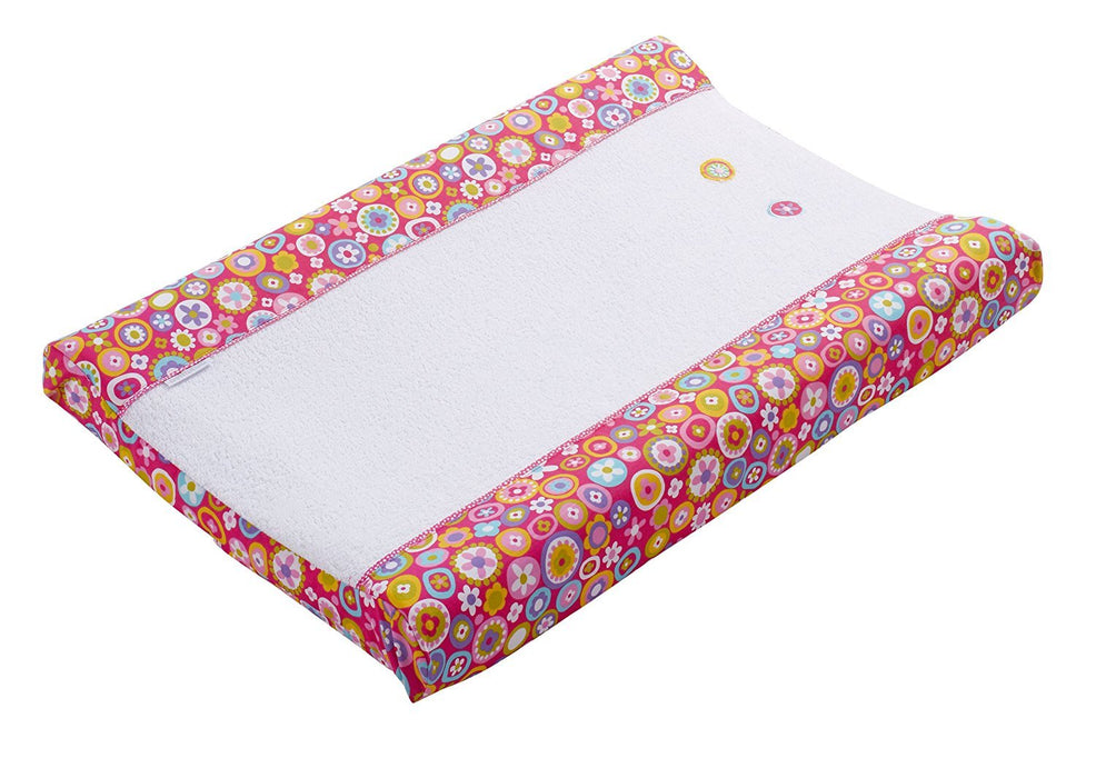 Petit Praia E34196700 Bath Changing Mat Cover (Multicoloured)