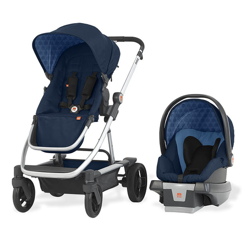gb Evoq 4-In-1 Travel System, Midnight