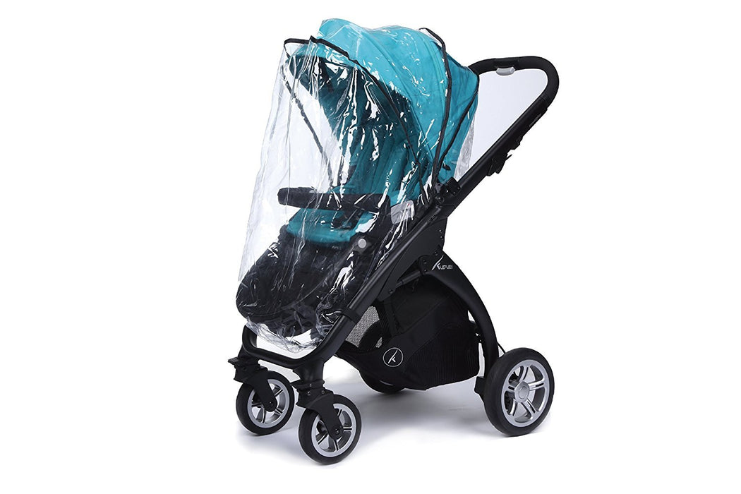 Casualplay Kudu Four 2-in-1 Reversible Stroller (Jeans)