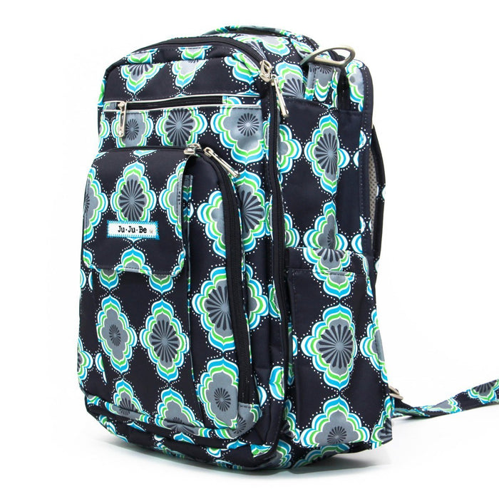Ju-Ju-Be Be Right Back Backpack Changing Bag, Moon Beam