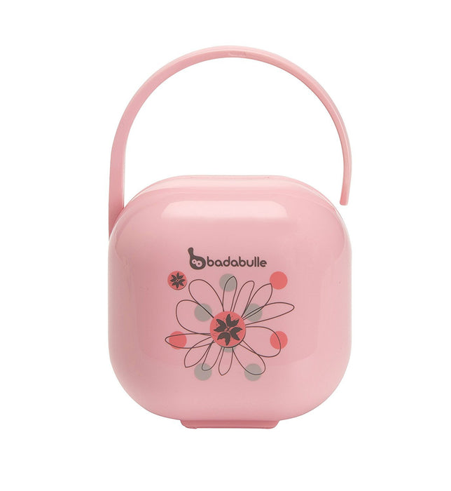 Badabulle Soother Box (Pink)