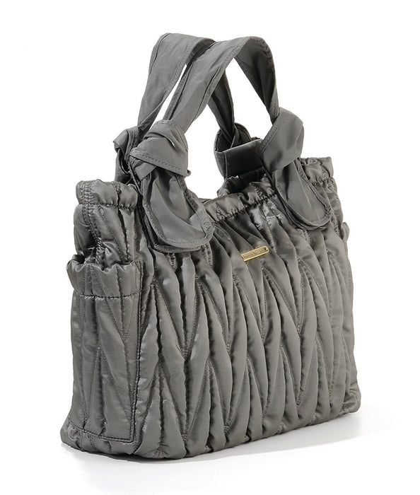 timi & leslie Marie Antoinette Changing Bag (Silver)