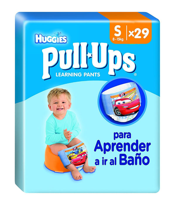Huggies Pull Ups Panty D Learning Boy