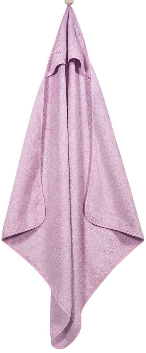 Jollein 534-514-00020 baby towel - baby towels (Pink, Cotton, Monotone, Machine washing)
