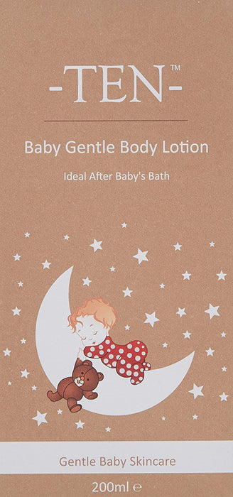 TEN Baby Gentle Body Lotion