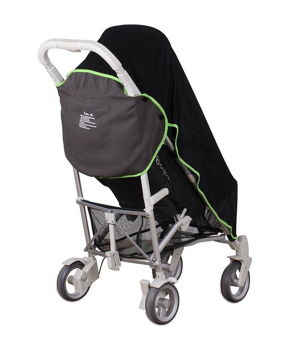 Koo-di Sun and Sleep Stroller Cover (Charcoal Grey)