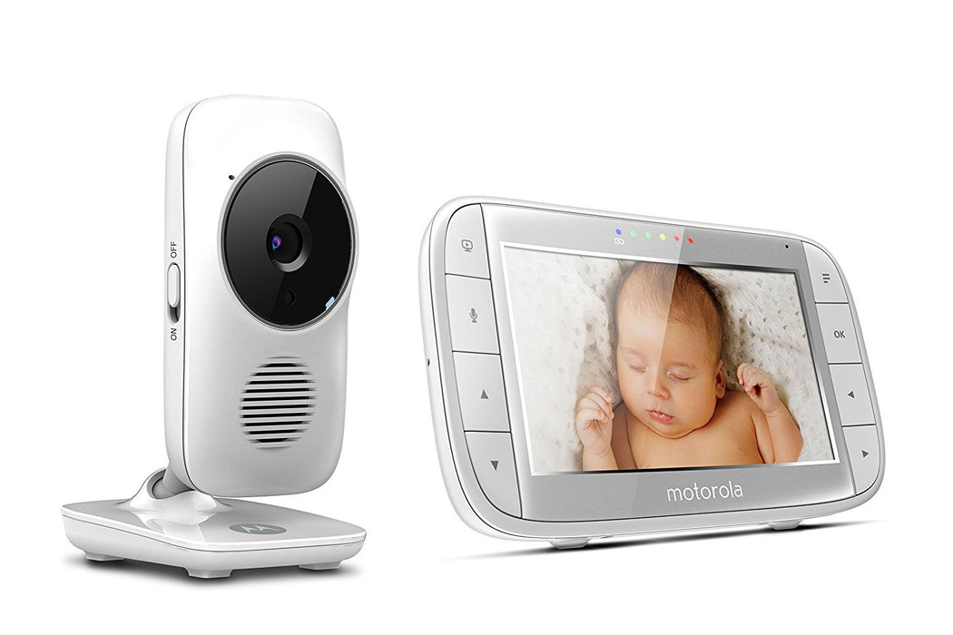Motorola MBP48 5 inch Video Baby Monitor