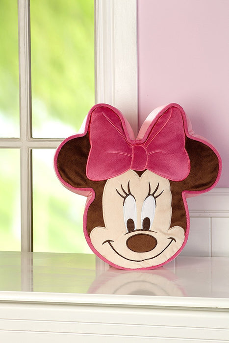 Disney Minnie Butterfly Dreams Shaped Pillow