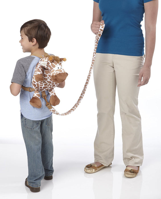 Animal Planet 2-in-1 Animal Harness Backpack (Giraffe)