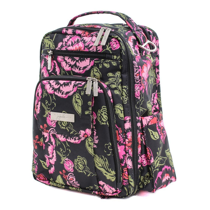 Ju-Ju-Be Be Right Back Backpack Changing Bag, Blooming Romance