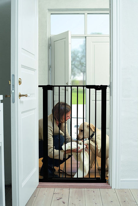 BabyDan Extra Tall Pressure Indicator Safety Gate (Black)
