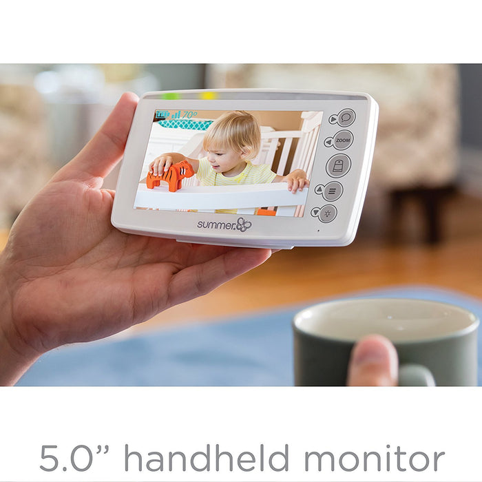 Summer Infant PANORAMA Digital Color Video Baby Monitor