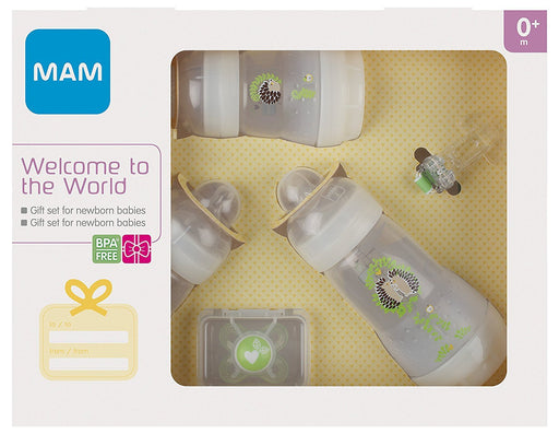 Mam 600120 Baby Starter Set Neutral