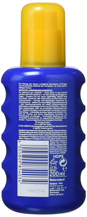 NIVEA Sun Kids Sun Spray SPF 30 200ml
