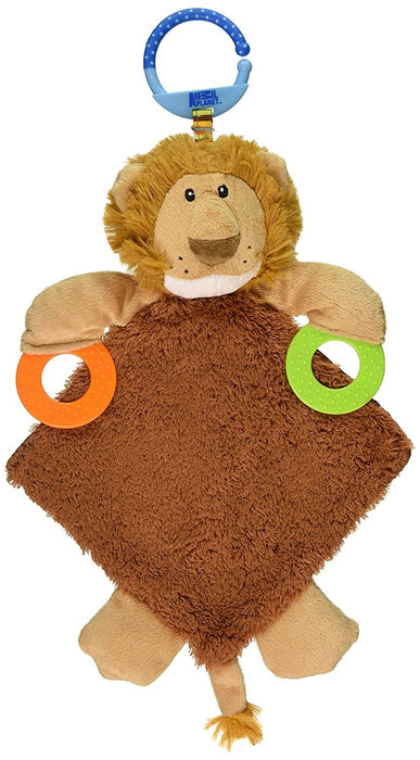 Animal Planet Teether Blanket Buddy (Lion)