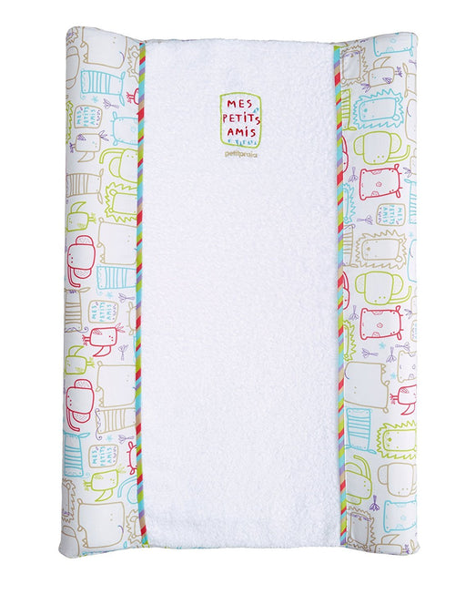 Petit Praia E34196020 Bath Changing Mat Cover (Multicoloured)