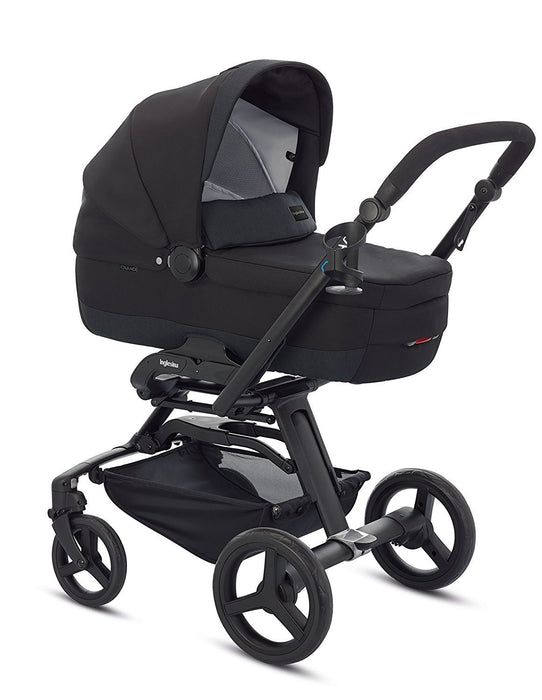 Inglesina Quad/Trilogy Bassinet, Total Black
