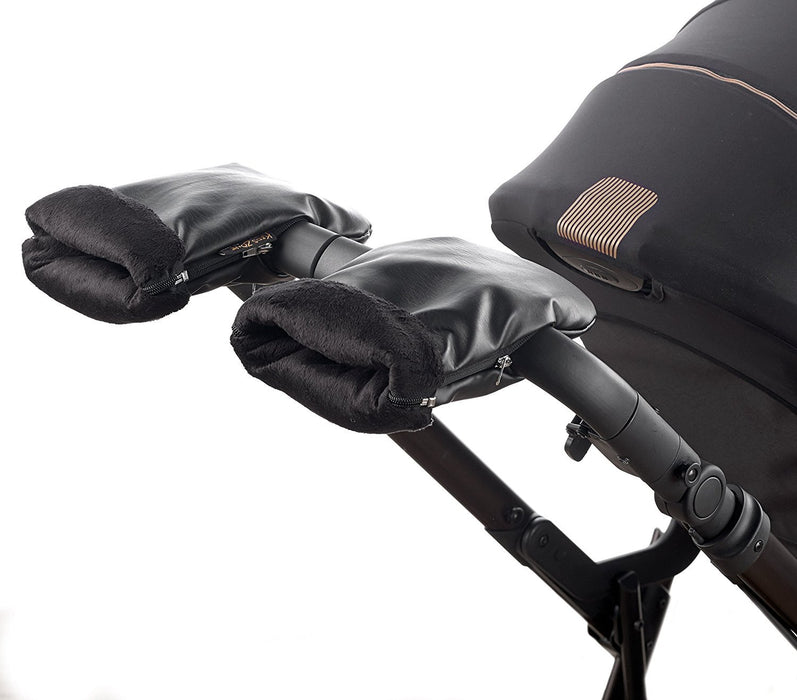 Jane Pushchair Handlebar Mitts (Black)