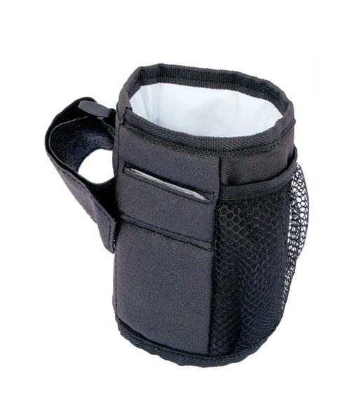 JL Childress Cup 'N Stuff Stroller Cup Holder (Black)