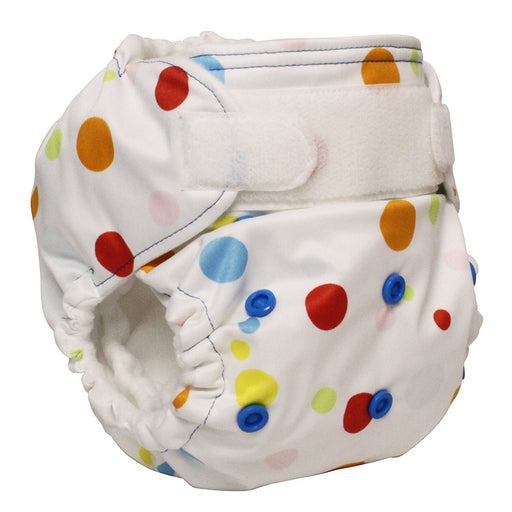 Rumparooz One Size Aplix Cloth Pocket Diaper,  Lux