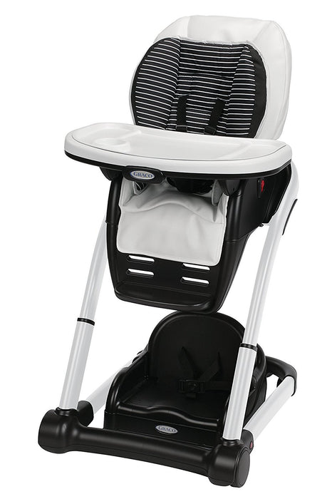 Graco Blossom 4-in-1 Convertible Baby High Chair, Studio
