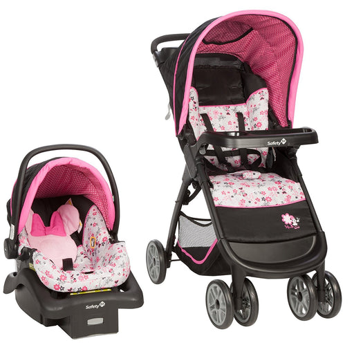 Disney Amble Quad Travel System, Garden Delight Minnie