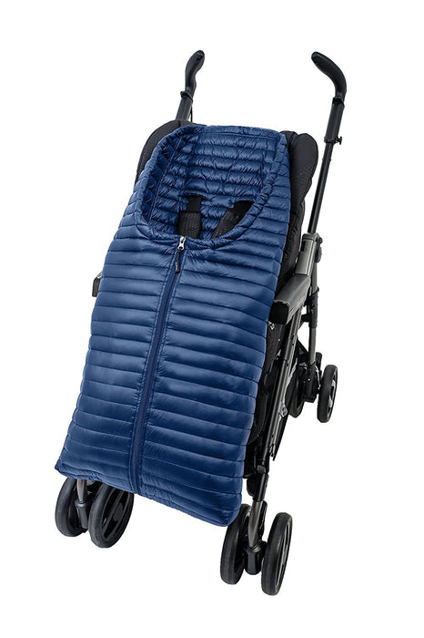 Altabebe Ultra Light Down Footmuff for Strollers (12 to 36 Months, Navy blue)